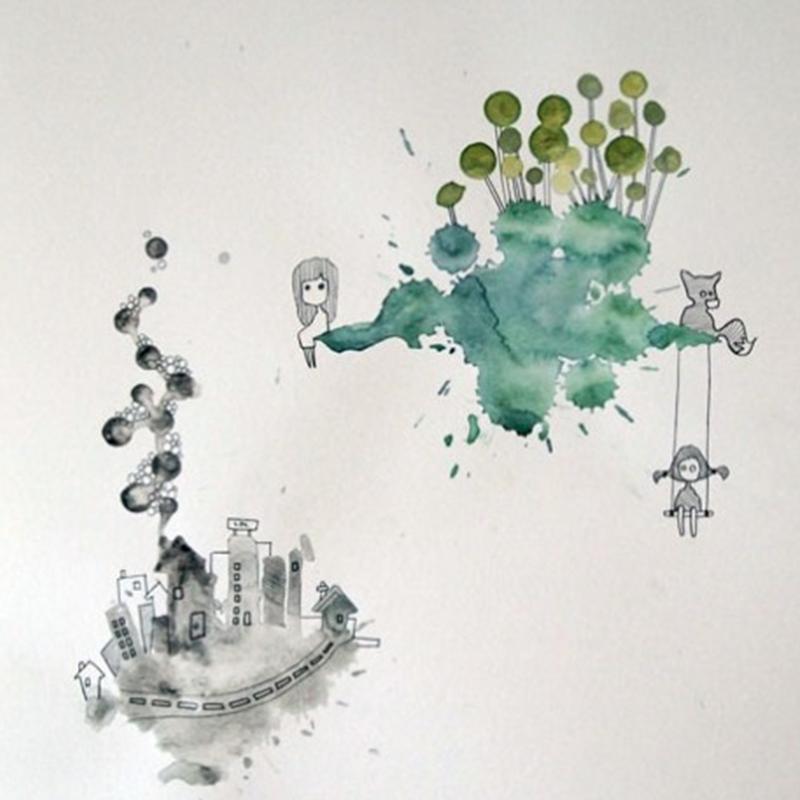 art wathercolour 2
