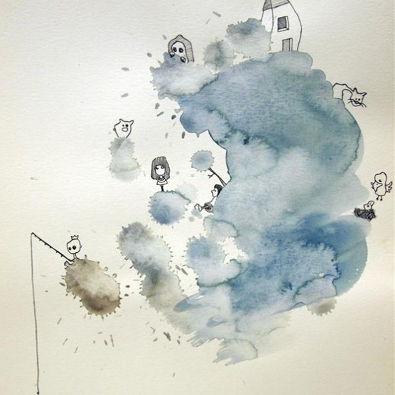 art wathercolour